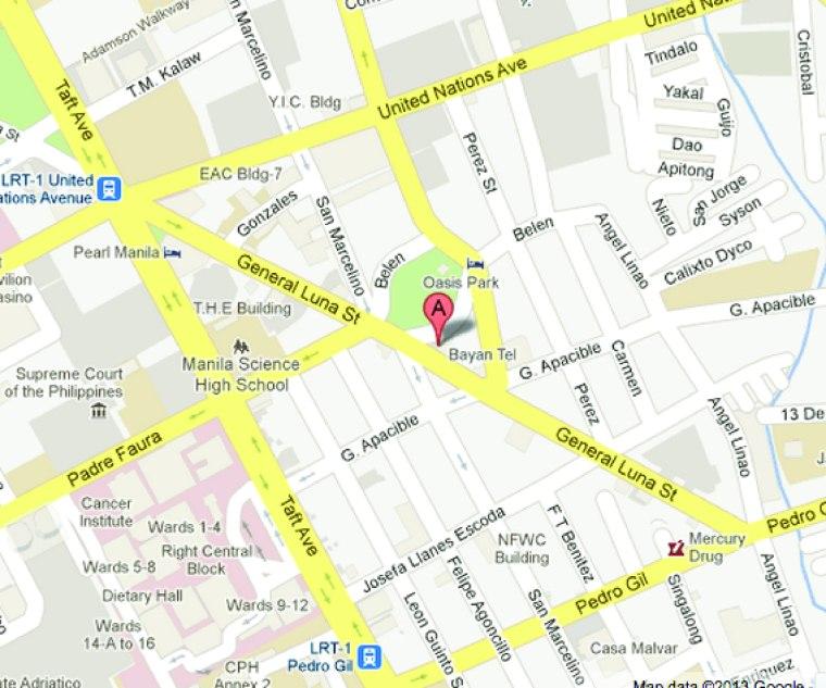 gphs map